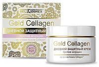 Дневной защитный крем против морщин Gold Collagen