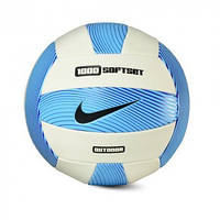 Nike 1000 Softset Outdoor Volleyball Blue PILKA-VOLLEY-2