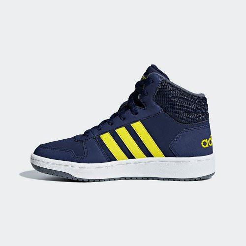 Оригинальные Кроссовки Adidas Hoops Mid 2.0 K  B75745
