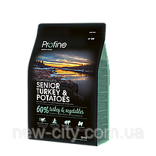 Корм для собак Profine Senior Turkey/Potatoes 3 kg