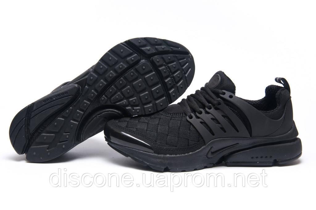 Кроссовки женские ► Nike Air Presto,  черные (Код: 11073) ► [  38 (последняя пара)  ] ✅Скидка 31%