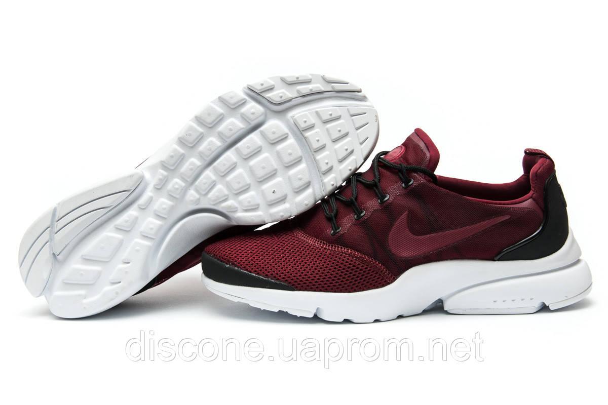 Кроссовки мужские 12401 ► Nike  Air Presto, бордовые ✅Скидка 35% ► [ 43 ]