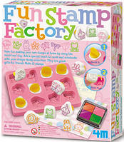 Оригинал. Развивающие игрушки Веселое изготовление печатей