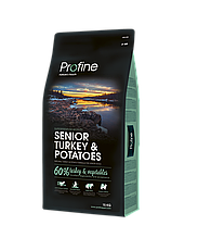 Корм для собак Profine Senior Turkey/Potatoes 15 kg