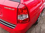 Лючок бензобака Chevrolet Lacetti, фото 2