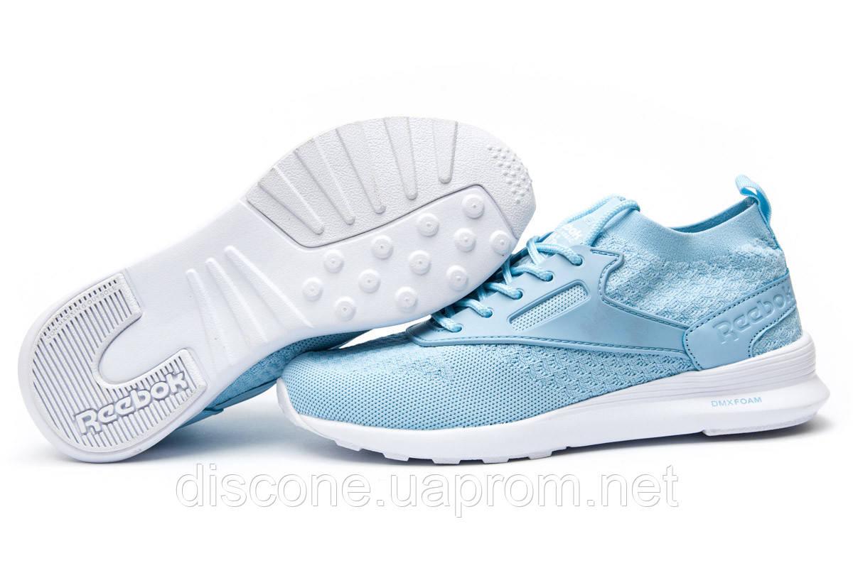 Кроссовки женские 12463 ► Reebok  Zoku Runner, голубые ✅Скидка 38% ► [ 40 ]