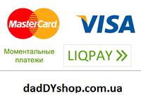 Онлайн-оплата LiqPay