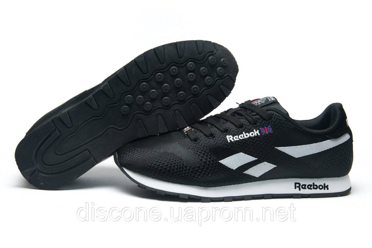 Кроссовки мужские ► Reebok Classic,  черные (Код: 11282) ► [  45 (последняя пара)  ] ✅Скидка 39%