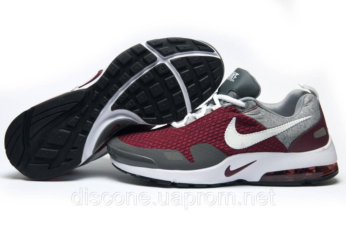 Кроссовки мужские 11332 ► Nike, бордовые ✅SALE! 63% ► [ 41 44 ]