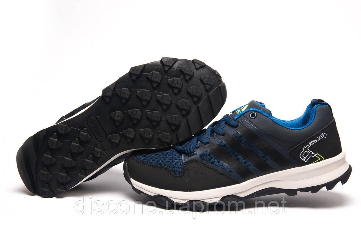 Кроссовки мужские 11341 ► Adidas Terrex Gore Tex, черные ✅SALE! 41% ► [ 44 45 ]