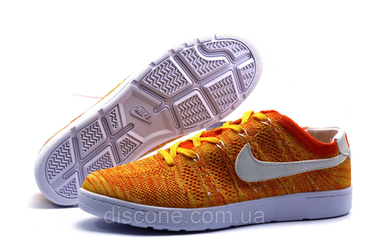 Кроссовки мужские ► Nike ,  желтые (Код: 2470-4) ► [  41 (последняя пара)  ] ✅Скидка 68%