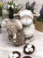 """Пасхальное украшение и подарок «Милые овечки"""""""
