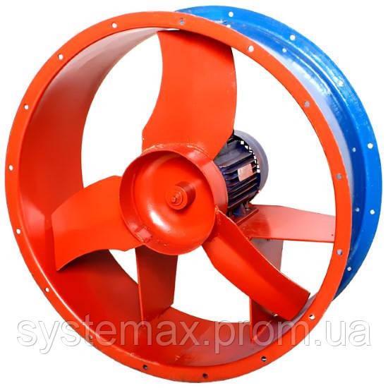 Вентилятор осевой ВО 06-300 №10 (ВО 13-290-10)