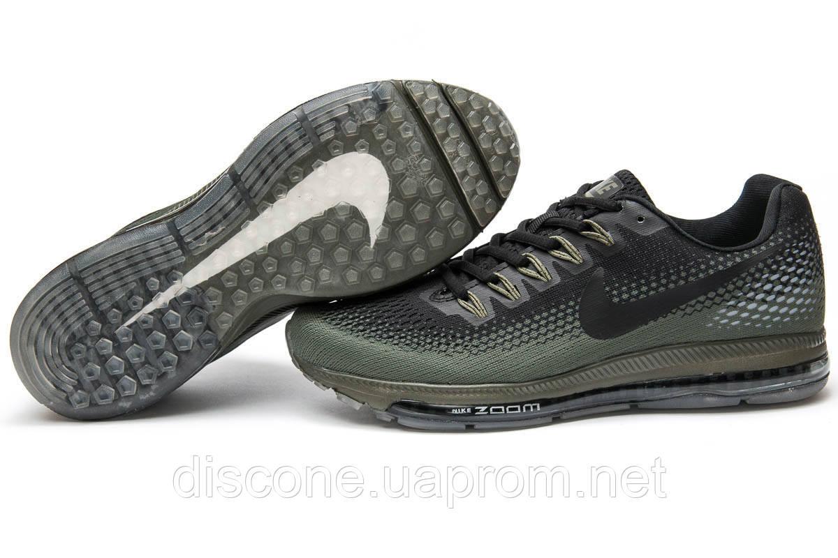 Кроссовки мужские 12632 ► Nike Zoom All Out, хаки ✅Скидка 31% ► [ 41 ]