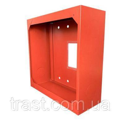 Шкаф пожарный навесной 600х600х230 красный