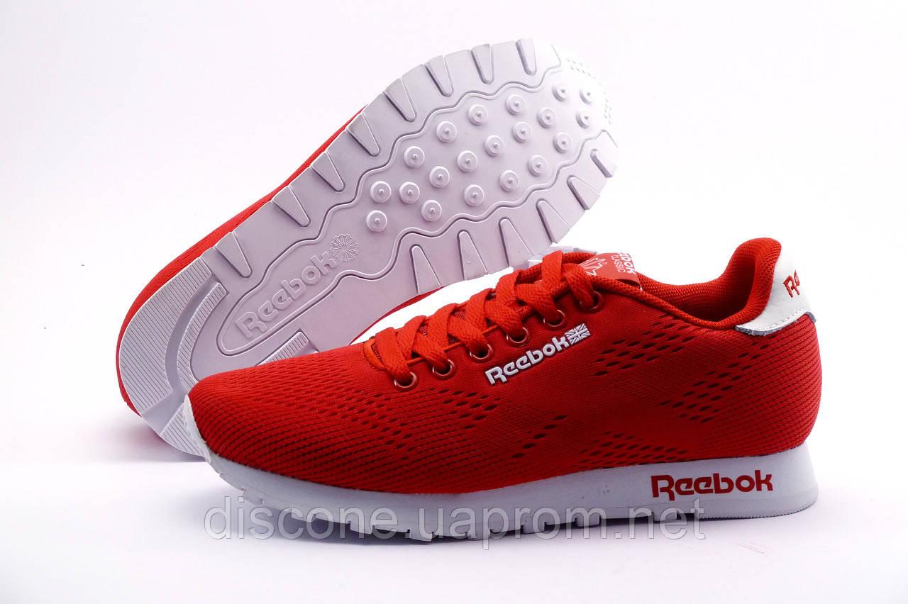 Кроссовки женские ► Reebok Classic,  красные (Код: 2542-6) ► [  36 (последняя пара)  ] ✅Скидка 68%