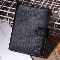 Портмоне кошелек Qianxilu очень вместительный с отделениями для документов