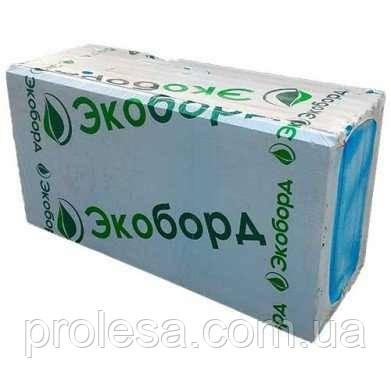 Экструдированный пенополистирол ЭКОБОРД 1200×600×30мм (0,72м2)