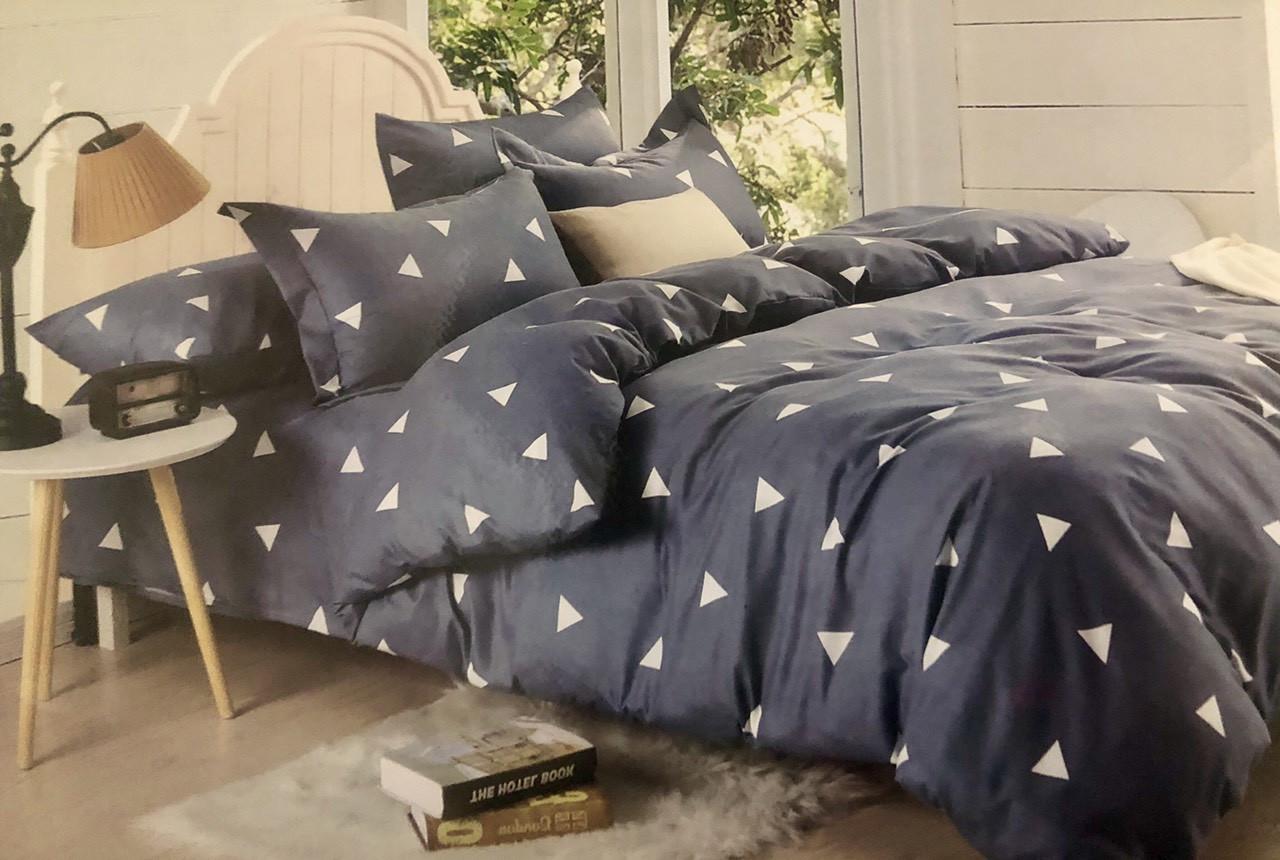 Комплект постельное белье фланель 180×200 двушка