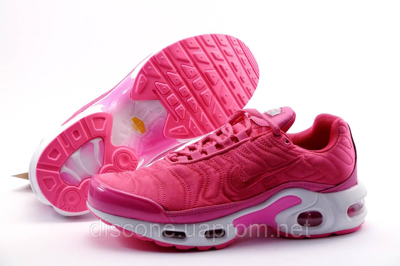 Кроссовки женские ► Nike Air Max Tn plus,  розовые (Код: 2550-3) ► [  36 (последняя пара)  ] ✅Скидка 63%