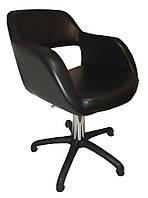 Парикмахерское кресло Ребекка чёрное, фото 1