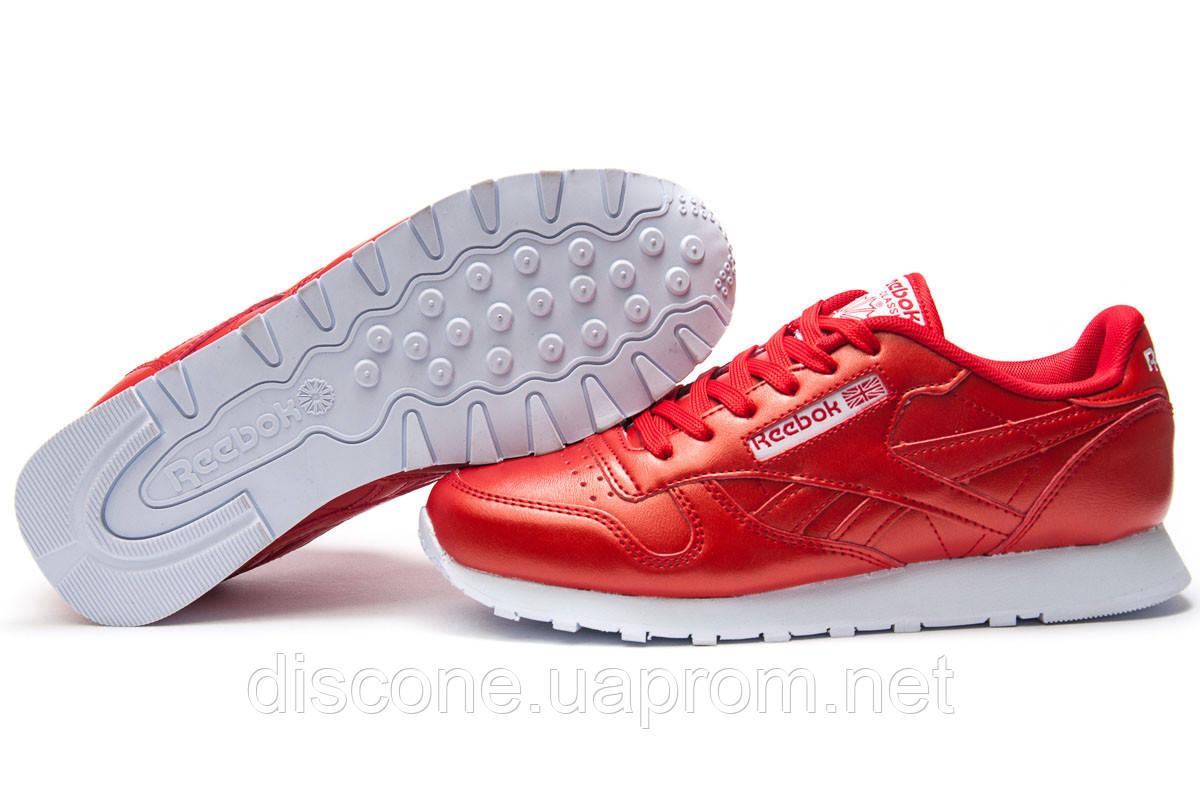 Кроссовки женские ► Reebok Classic,  красные (Код: 12821) ►(нет на складе) П Р О Д А Н О!