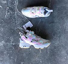Женские кроссовки Reebok x Disney - Insta Pump Fury Cinderella, фото 2