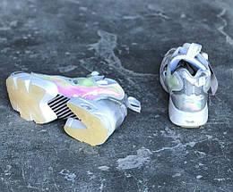 Женские кроссовки Reebok x Disney - Insta Pump Fury Cinderella, фото 3