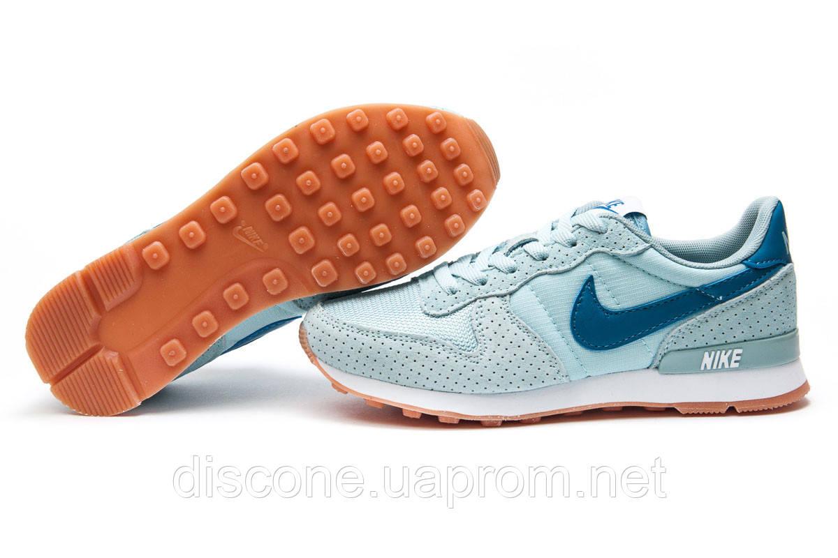 Кроссовки женские ► Nike Internationalist,  бирюзовые (Код: 12924) ►(нет на складе) П Р О Д А Н О!