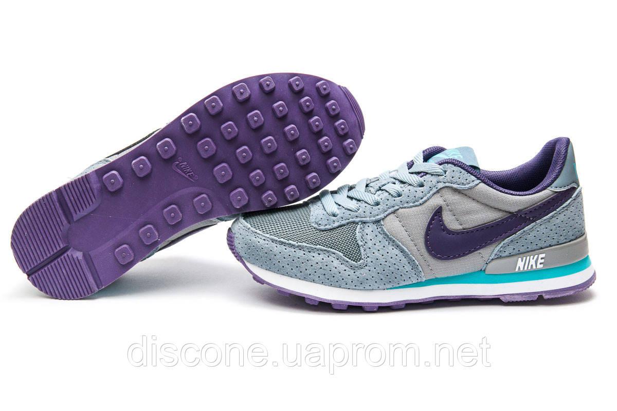 Кроссовки женские ► Nike Internationalist,  серые (Код: 12925) ► [  41 (последняя пара)  ] ✅Скидка 39%