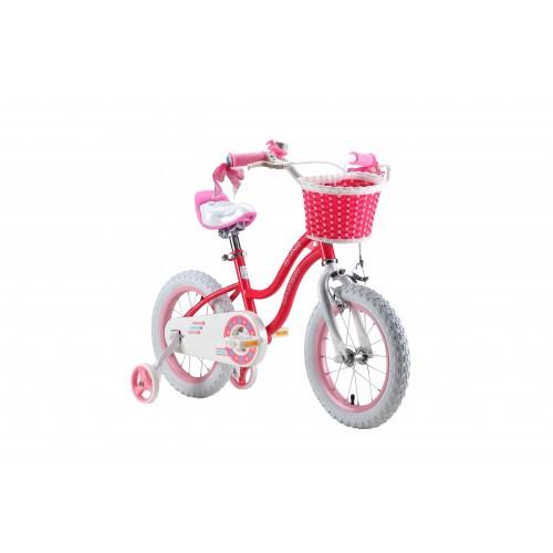 """Велосипед детский Royal Baby Stargirl 12"""" для девочки"""