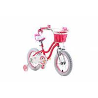 """Велосипед детский Royal Baby Stargirl 12"""" для девочки, фото 1"""