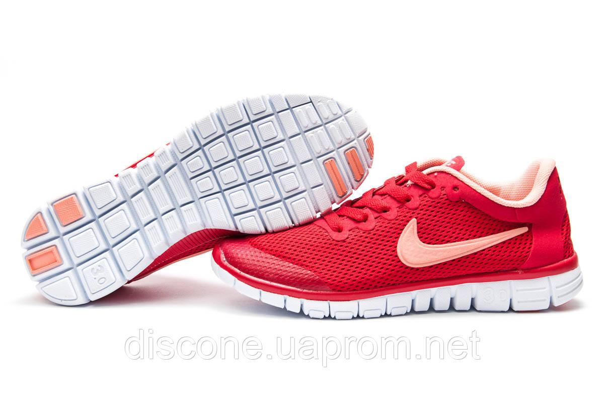 Кроссовки женские ► Nike Air Free 3.0,  красные (Код: 12995) ► [  37 (последняя пара)  ] ✅Скидка 41%