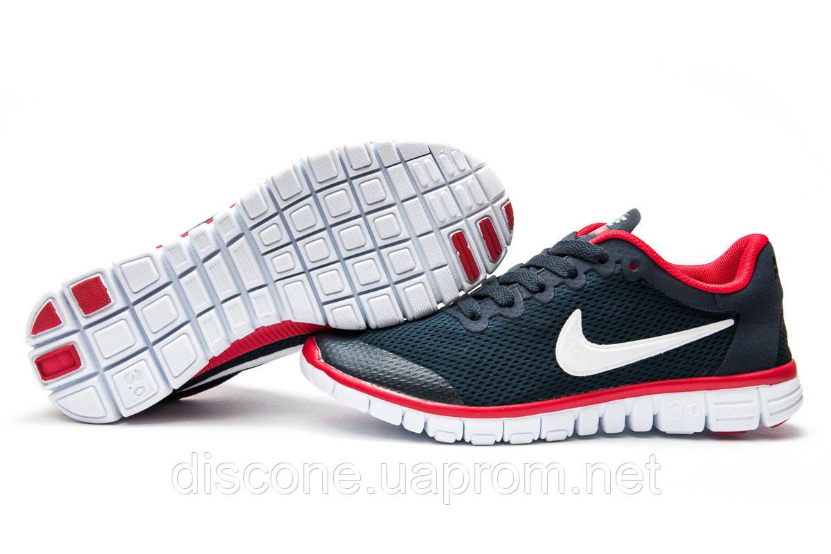 Кроссовки женские 12996 ► Nike Air Free 3.0, темно-синие ✅SALE! 43% ► [ 36 37 38 ]