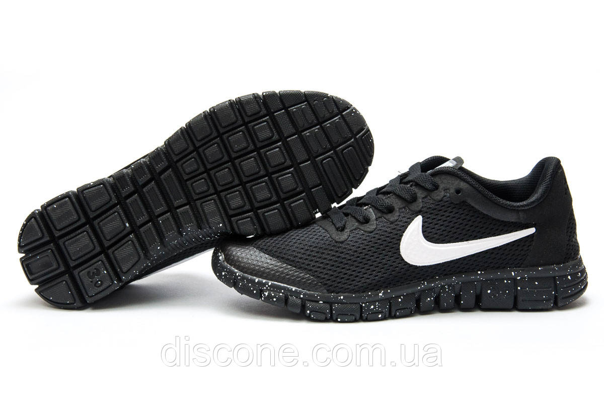 Кроссовки женские ► Nike Air Free 3.0,  черные (Код: 12999) ► [  36 (последняя пара)  ] ✅Скидка 41%
