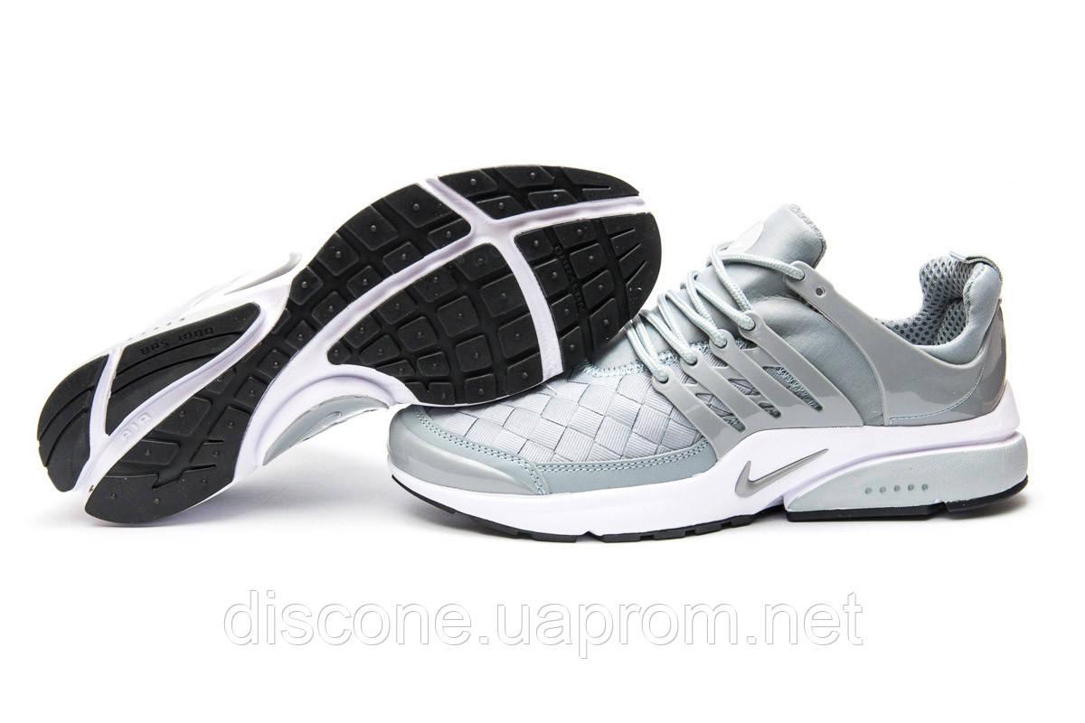 Кроссовки мужские ► Nike Air Presto BRS 1000,  серые (Код: 13071) ►(нет на складе) П Р О Д А Н О!