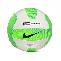 Nike 1000 Softset Outdoor Volleyball Green PILKA-VOLLEY-1