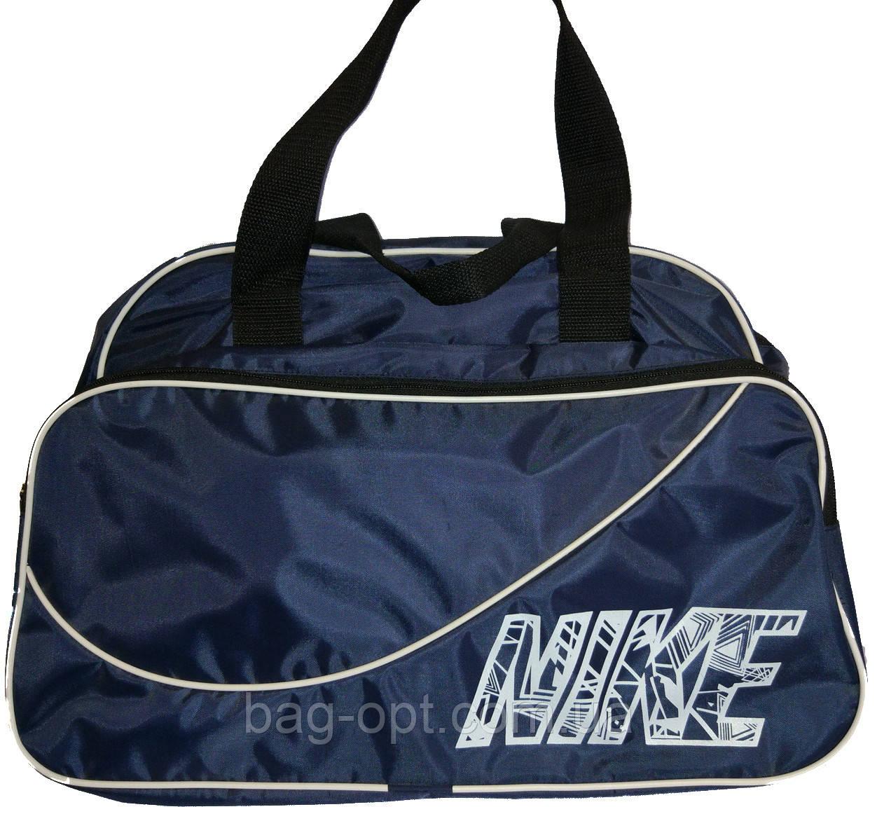 Спортивная сумка реплика Nike синяя