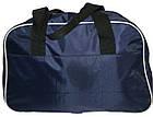 Спортивная сумка реплика Nike синяя, фото 2