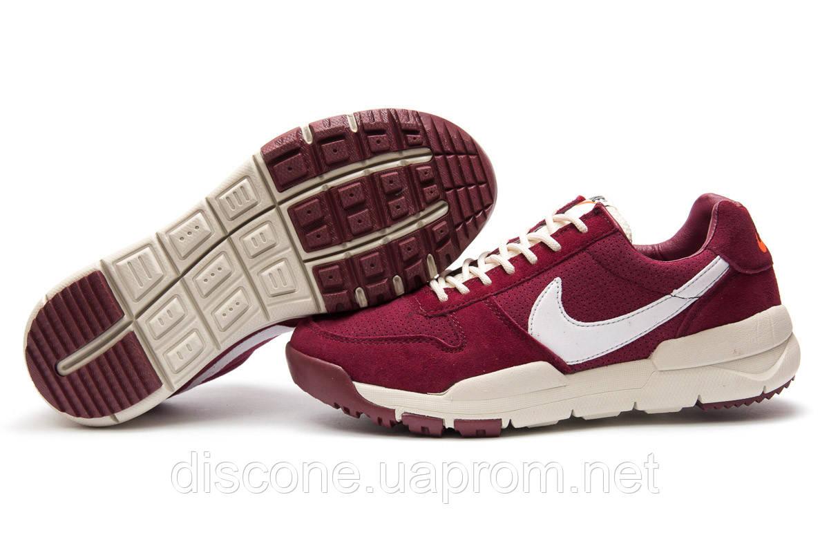 Кроссовки мужские ► Nike Apparel,  бордовые (Код: 13155) ► [  42 43 44  ] ✅Скидка 35%