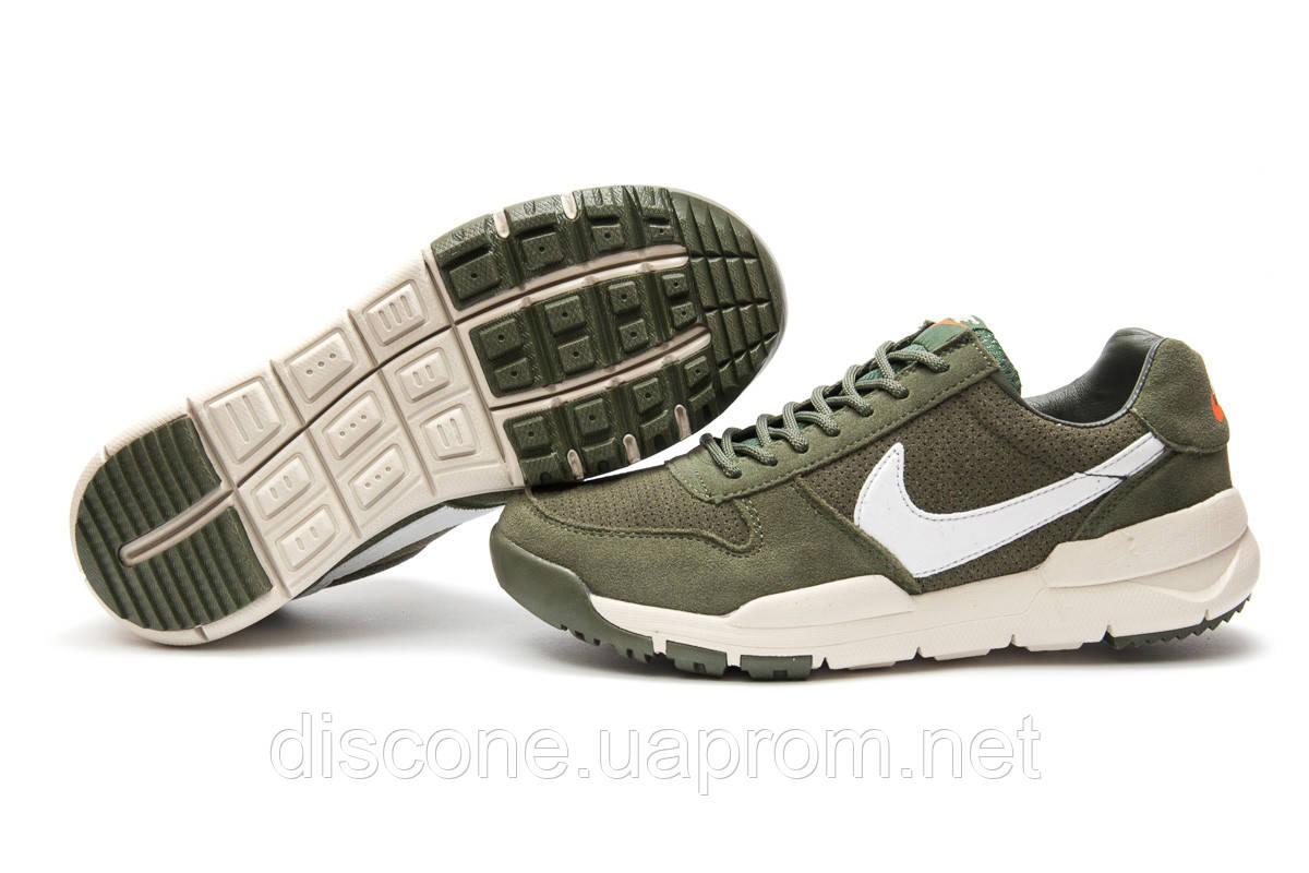 Кроссовки мужские ► Nike Apparel,  зеленые (Код: 13156) ►(нет на складе) П Р О Д А Н О!