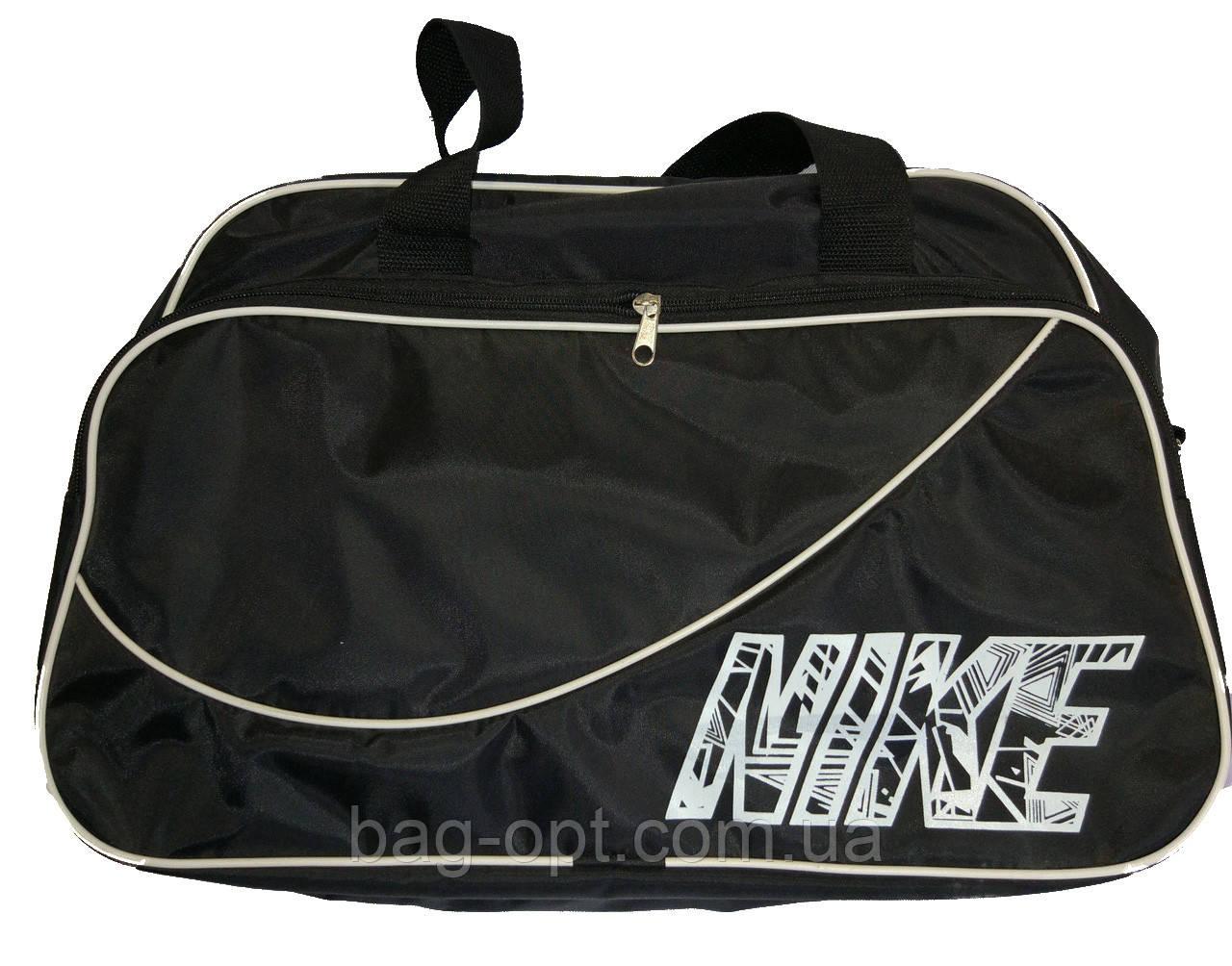 Спортивная сумка реплика Nike черная