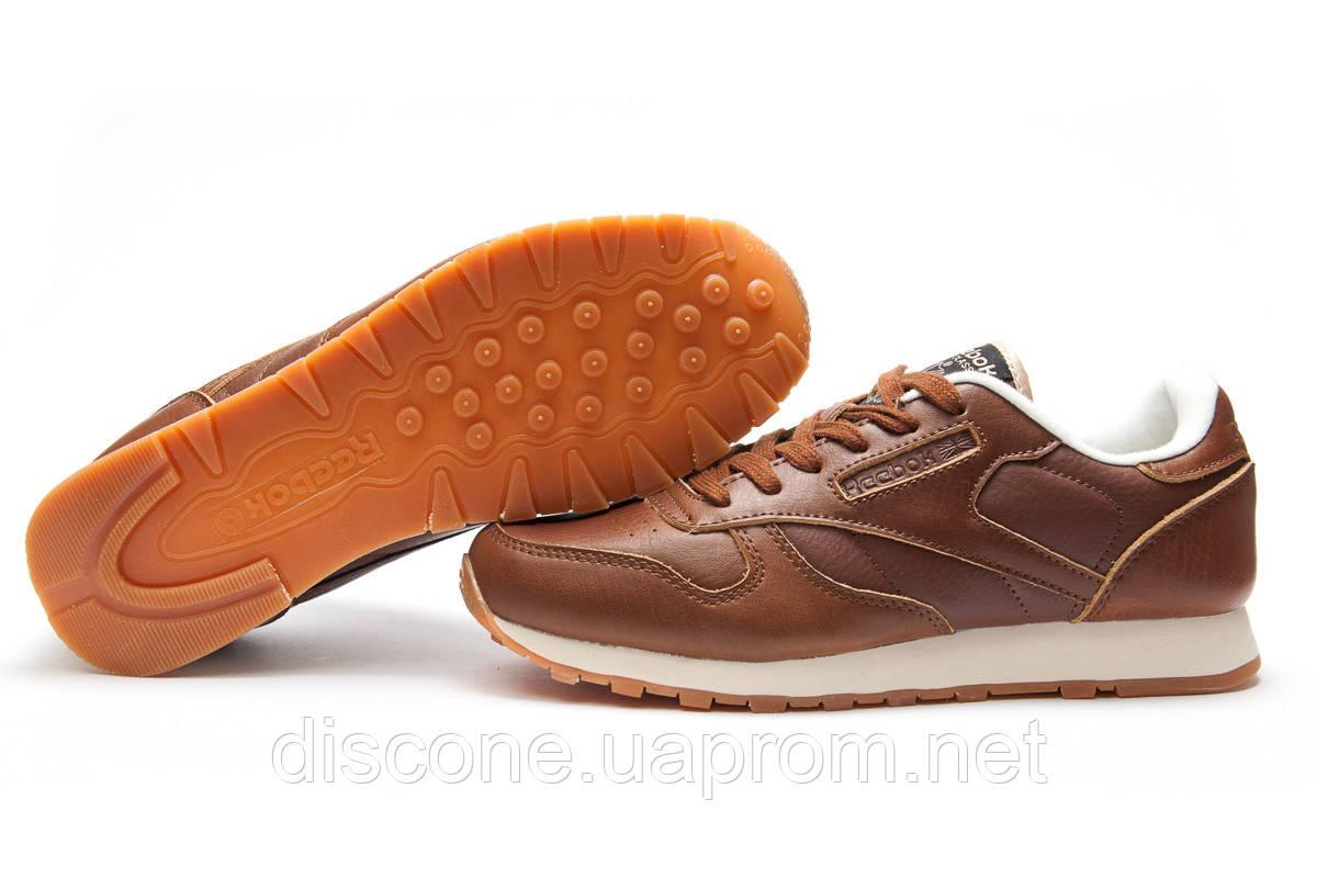 Кроссовки мужские ► Reebok Classic,  коричневые (Код: 13211) ► [  43 44 45  ] ✅Скидка 39%