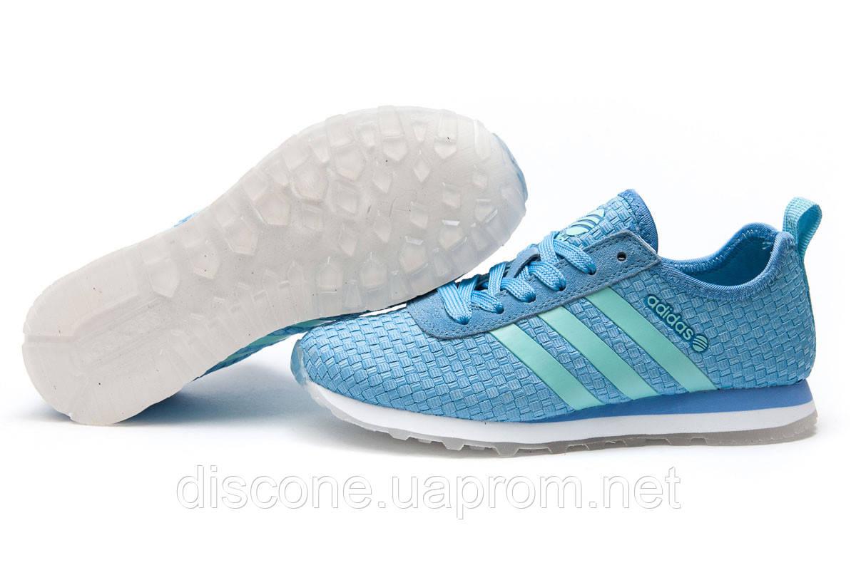 Кроссовки женские 13417 ► Adidas Lite, фиолетовые ✅SALE! 39% ► [ 37 38 39 40 ]