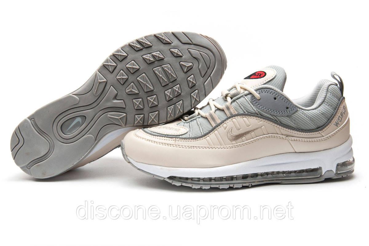Кроссовки мужские ► Nike Aimax Supreme,  бежевые (Код: 12675) ► [  41 42 43 44 45  ] ✅Скидка 35%