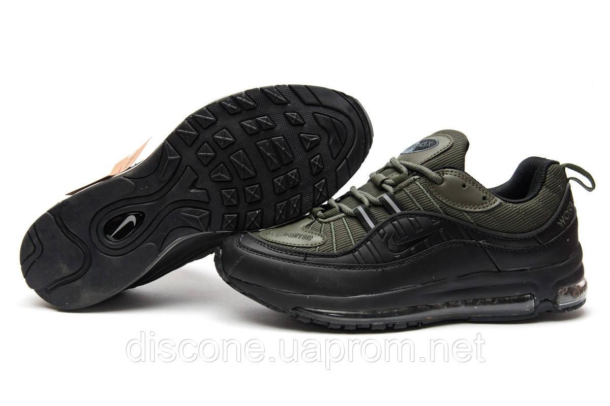 Кроссовки мужские ► Nike Aimax Supreme,  хаки (Код: 12676) ► [  41 42 43 45  ] ✅Скидка 35%