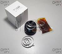 Пыльник внутреннего ШРУСа, +смазка, +хомуты, Lifan 520 [Breez, 1.6], 1014003360, Aftermarket