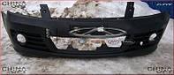Бампер передний, пластик, черный, не крашеный, Geely GC6 [LG-4], 1018018872, Original parts