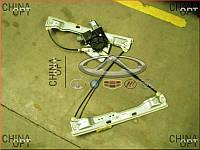 Стеклоподъемник двери передней R, электрический + память, Geely EC7[1.8], 1067001513, Aftermarket