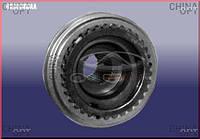 Муфта переключения 3-ей и 4-ой передачи, Chery Amulet [1.6,до 2010г.], 015311337AA, Aftermarket